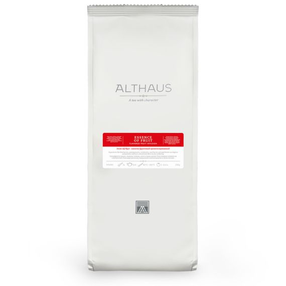 Althaus Essence of Fruit Infusion 250g
