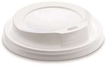 Molinari Plastic Domed Lid for Takeaway Cups