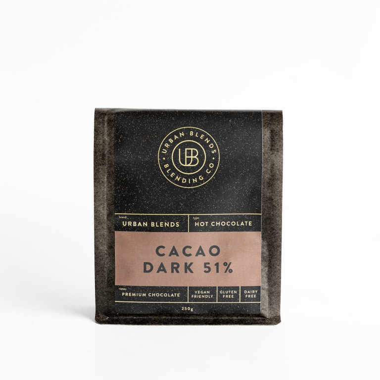 Urban Blends - Cacao Dark 51% 250g