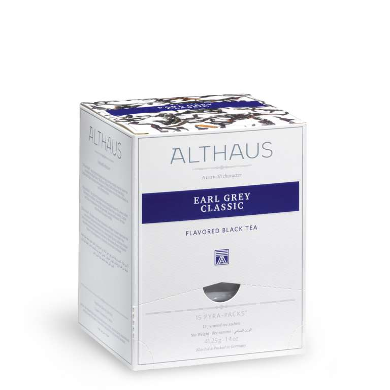 Althaus Earl Grey Classic - Pyra Pack
