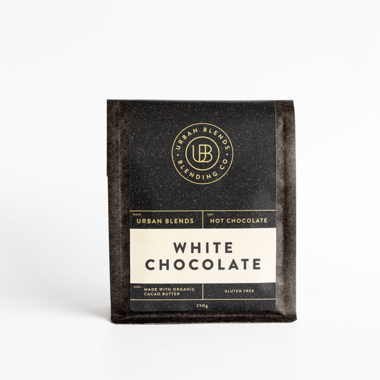 Urban Blends - Cacao White Chocolate 250g