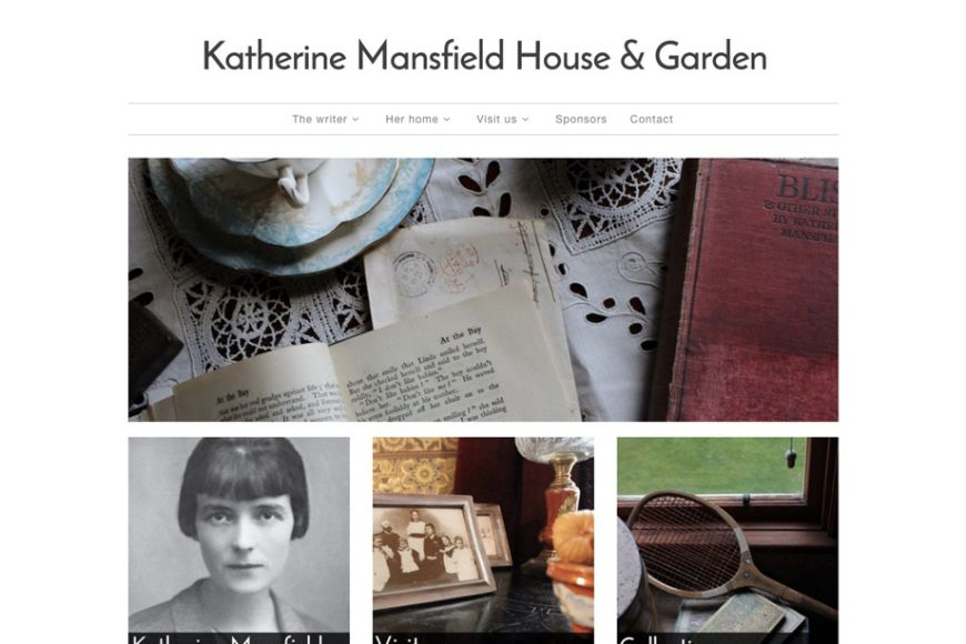 Katherine Mansfield House