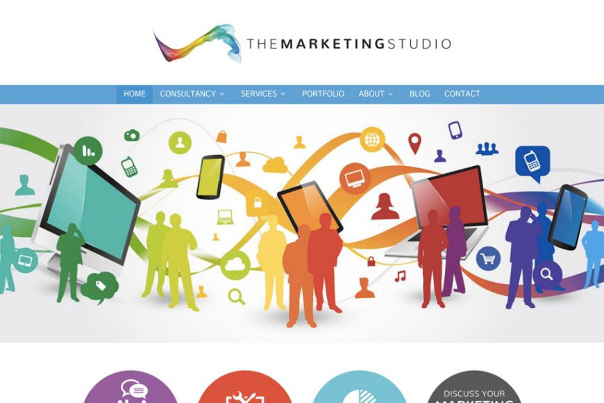 The Marketing Studio