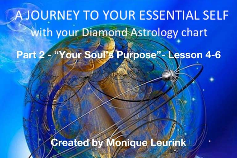 "A Journey to your Essential Self - Part 2 - ""Your Soul's Purpose""- Lessons 4-6"